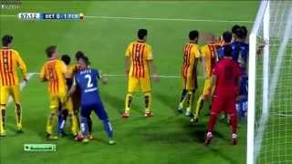 Getafe CF vs FC Barcelona [0-2][31/10/2015] EL BARCA JUGA A RAC1
