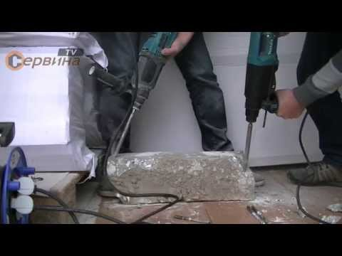TEST Makita HR2470 & Makita HR2610