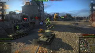 World of Tanks - KV-2 Double Action - The King of Derp.