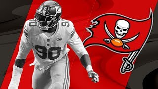 🚨TRADE ALERT🚨 JPP Welcome to the Buccaneers! | NFL Highlights
