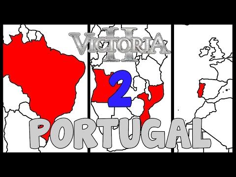Victoria 2 HPM mod - Restoring the Portuguese Empire 2