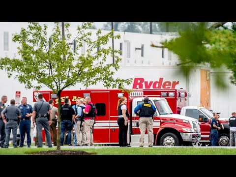 Sheriff provides update on Maryland shooting