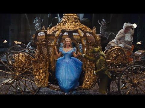 Live-Action 'Cinderella' Movie Trailer