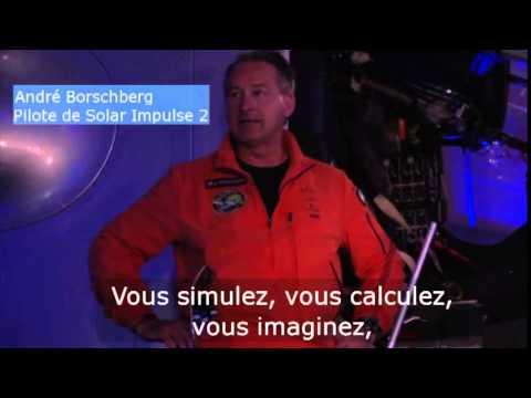 Solar Impulse 2 décolle d'Abu Dhabi pour un tour du monde sans carburant