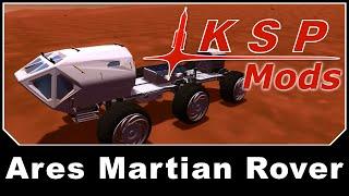 KSP Mods - Ares Martian Rover