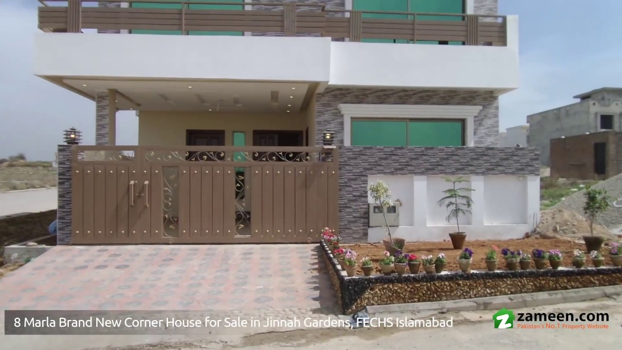 Brand New Corner House Is Available For Sale In Fechs