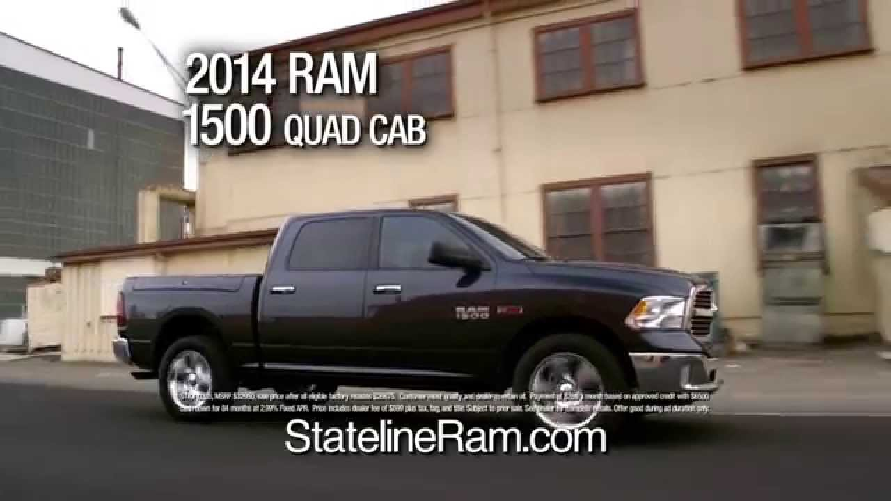 2014 ram 1500 price fort mill sc stateline chrysler jeep dodge ram youtube. Black Bedroom Furniture Sets. Home Design Ideas