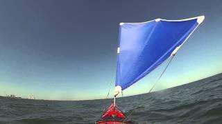 видео SeaBird Scott MV & LV - морской композитный каяк