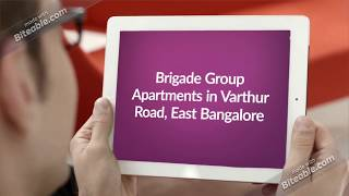 Brigade Cornerstone Utopia | Varthur Road | East Bangalore | Brigade Group