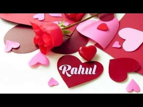 Rahul name  Alphabet | sirf tum  Whatsapp status video song 30sec