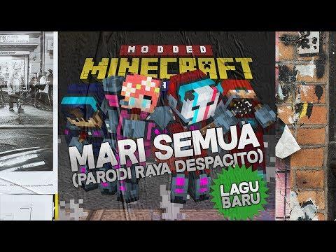 Modded Minecraft Malaysia - MARI SEMUA (Audio)
