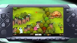 Quick Look: PixelJunk Monsters Deluxe (Video Game Video Review)