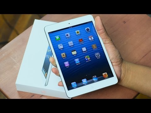 Hard Factory reset Apple ipad mini 1,2,3