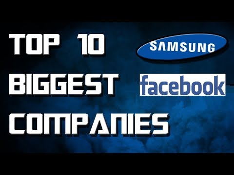 The World's Top 10 Technology Companies 2017