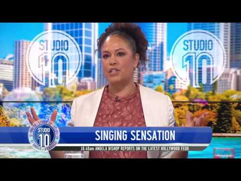 Christine Anu Talks Receiving Lifetime Achievement Award & 'Grease' | Studio 10