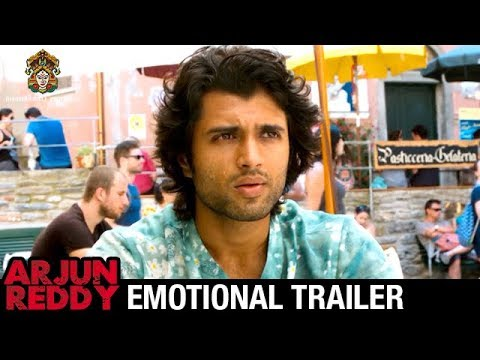 Arjun Reddy Latest Trailer #2 | Vijay Deverakonda | Shalini | #ArjunReddy | Bhadrakali Films