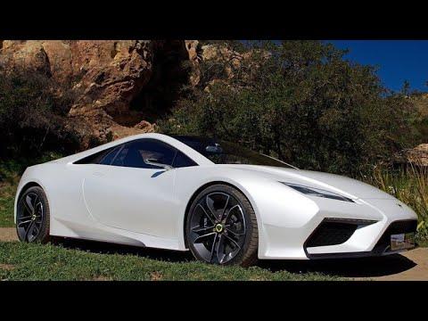 2020 Lotus Esprit