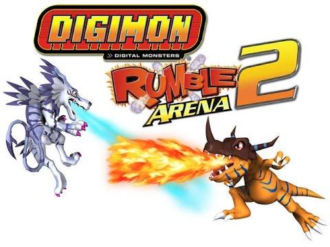 Digimon Rumble Arena U ISO PSX ISOs
