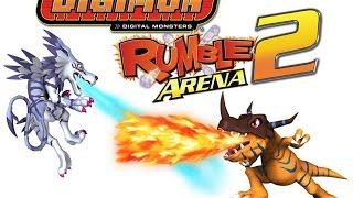 Digimon Rumble Arena 2 (descargar e instalar gratis para pc)