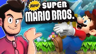 Rise & Fall of New Super Mario Bros. + Hacks - AntDude