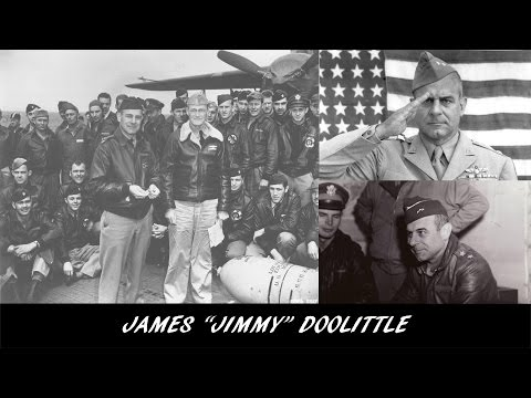 """Video from the Past [12] - James """"Jimmy"""" Doolittle"""