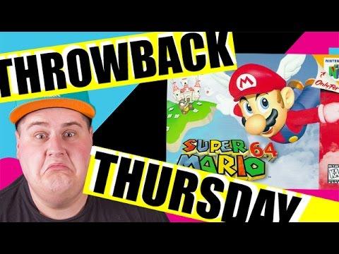 #THROWBACK THURSDAY | Super Mario 64