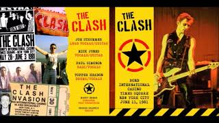 The Clash - Live At Bond's International Casino, June 11, 1981 (40th Anniversary Special Edition)