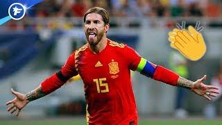 Sergio Ramos entre dans l'histoire | Revue de presse