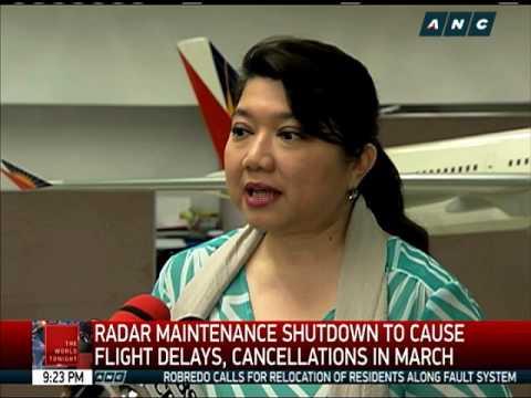 Radar shutdown to cause flight delays, cancellations in March