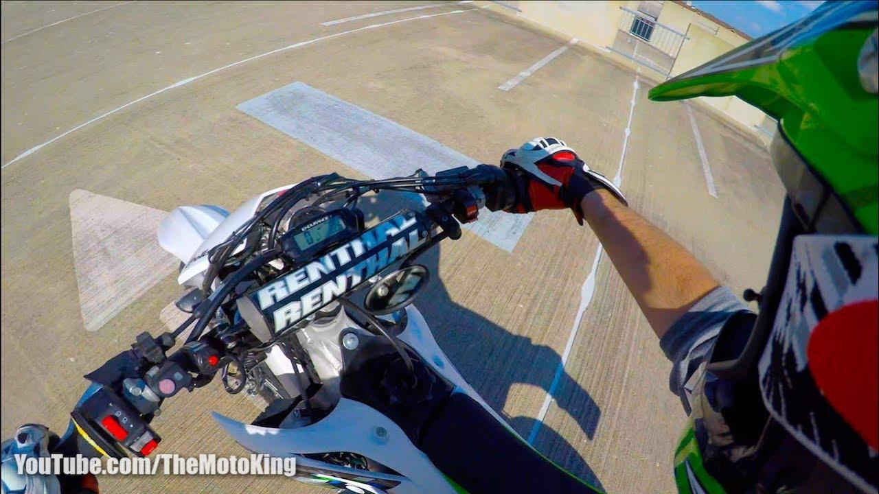 How To Push Start (Bump Start / Pop Start) A Motorcycle