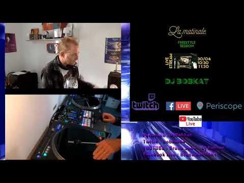 La Matinale de Dj Bobkat : Freestyle Session (Jazz, Nu Jazz, Soul, Funk...)