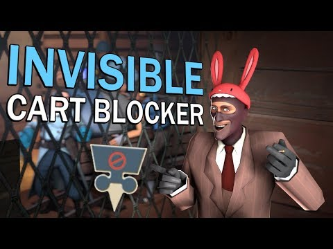 TF2 Exploit - Meet the Invisible cart blocker