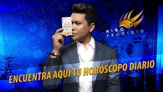 Niño Prodigio - Horóscopo Diario Miércoles 8 de Noviembre 2017