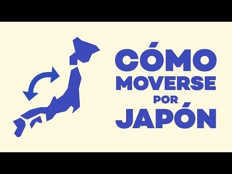 CÓMO MOVERSE POR JAPÓN | Tren, bus y otros transportes