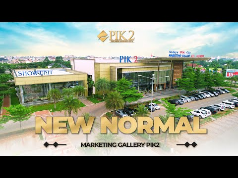 The New Normal at Marketing Gallery PIK2.