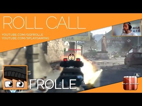 Roll Call - GGFrolle - CoD Livecoms