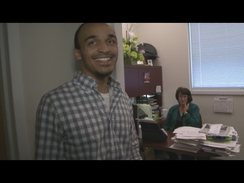Knox County man perseveres after facing joblessness, homelessness
