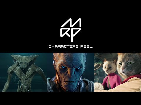 Main Road Post Characters reel 2020