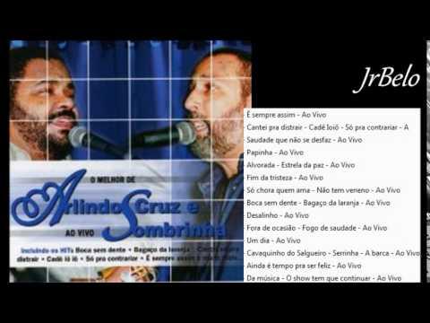 Arlindo Cruz E Sombrinha Cd Completo 2000 Jrbelo Youtube
