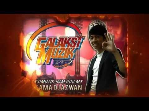 RockSelamba Bersama DJ Azwan 3-6 Petang.