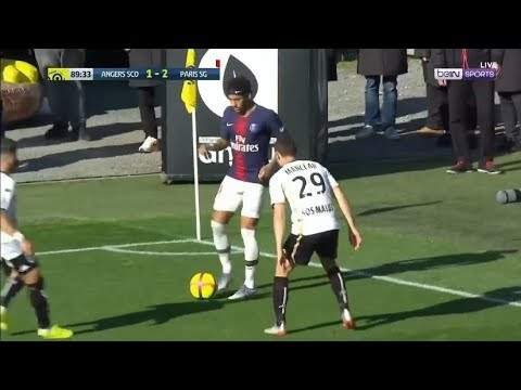 Neymar Jr ⚽ Unbelievable Skill Vs Angers ⚽ 2019 HD #PSG #Neymar
