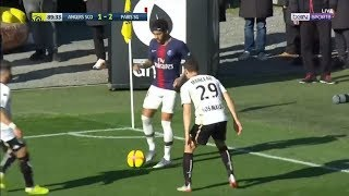 Neymar Jr ⚽ Unbelievable Skill Vs Angers ⚽ 2019 HD #PSG #Neymar