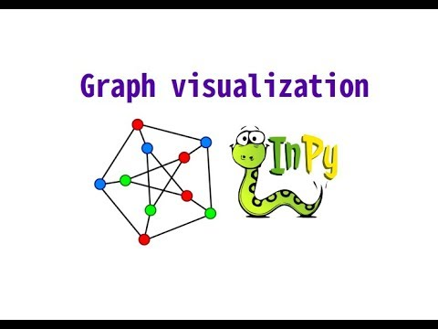 Graph visualization using Python