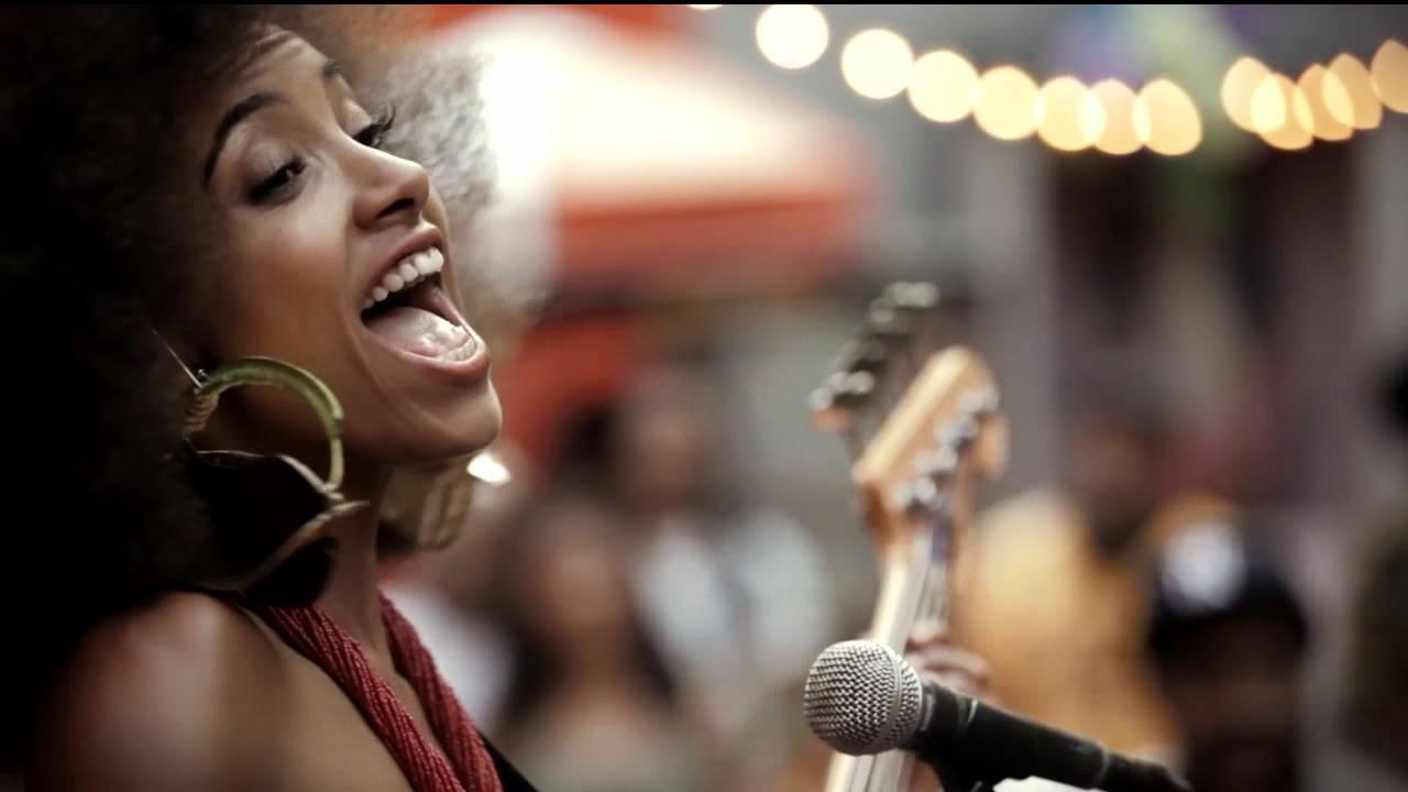 Esperanza Spalding Releases New Album 'Radio Music Society