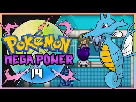 Pokemon Mega Power (Rom Hack ) Part 14 Water Gym 5th Gym Leader Gameplay Walkthrough
