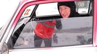Ледовые гонки в Тайшете - 2019