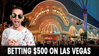 🔴 LIVE from Golden Nugget Casino 💰 Downtown Vegas with Brian Christopher #AD