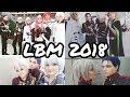 LBM/MCC 2018 Con Vlog / Cosplayer Und Guacamole-chan