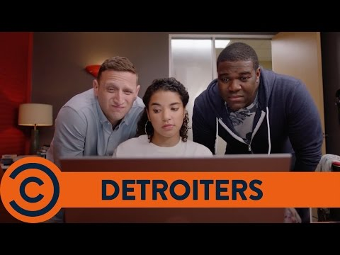 Detroiters - Brand New Comedy | Comedy Central