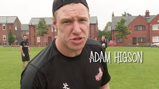 Can you kick it? - Leigh Centurions